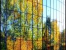 Herbst gespiegelt