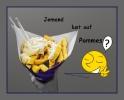 Möchte jemand Fritten mit Majo ????