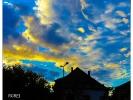 Wolken-Sonne