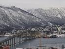Brücke über den Tromsösund