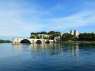 Die berühmte Brücke Pont d'Avignon