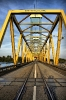 die Kattwykbrücke in Hamburg