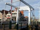 und noch eine Klappbrücke in den Niederlanden
