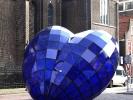 Das Blaue Herz in Delft