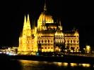 Parlamentsgebäude, Budapest...