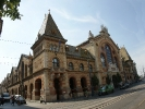 Zentrale Markthalle in Budapest