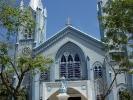 Kirchgang in den Philippinen