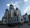 Tallinn, Russische Kirche...