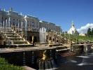 Schloss Peterhof in Saint Petersburg