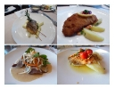 Was gibts es - Fisch oder Fleisch