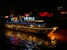 Restaurantschiff, China
