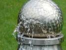 Golfball - Brunnen