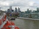 Einlaufen London