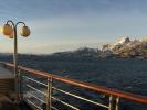 Kreuzfahrt entlang der Westküste von Norwegen