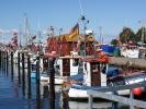 Laboe, Fischereihafen