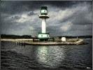 Leuchtturm von der Kieler Förde