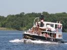 Oldtimer-Fährschiff