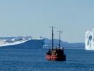und nochmals ins Eis v Grönland