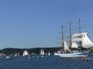 Windjammer-Führungsschiff