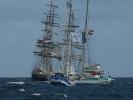 Windjammertreffen zur Hanse Sail