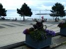 Blick über den Vorplatz_Yachthafen Schilksee