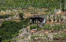 Der Traditionelle Weinanbau ist sehr mühsam und wird hier eigentlich nur noch an den Neckarhängen praktiziert.