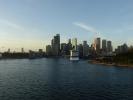 Einlaufen Sydney