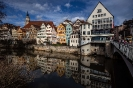 Heute Vormittag in Tübingen