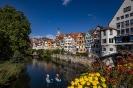 Heute war ich mal wieder in Tübingen