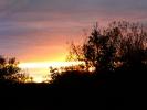 Sonnenuntergang vor Laboe