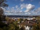 Sicht über Stuttgart..