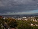 Sicht von Stuttgart-Rotenberg
