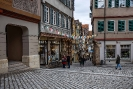 Tübingen ist auch immer einen Bummel wert