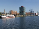 und noch ein Blick in den Kieler Hafen