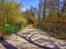 Wandse wanderweg Frühling