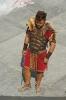 Römischer Soldat-Komparse...