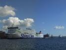 Blick über den Kieler Hafen