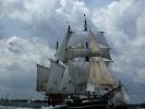 Thor Heyerdahl, Jugendsegler mit Heimathafen Kiel